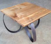 mobius strip maple slab table